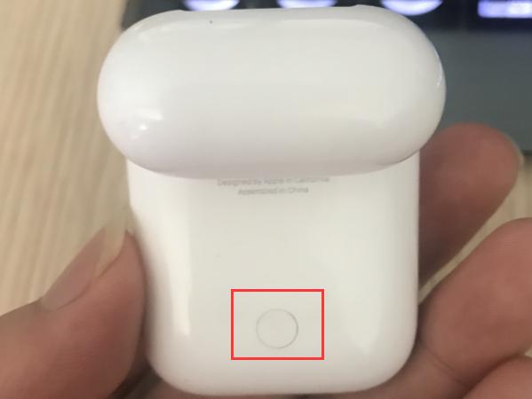 airpods 和 ipad 连接办法